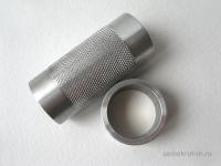 Втулки для осадки и снятия усадочного кольца
